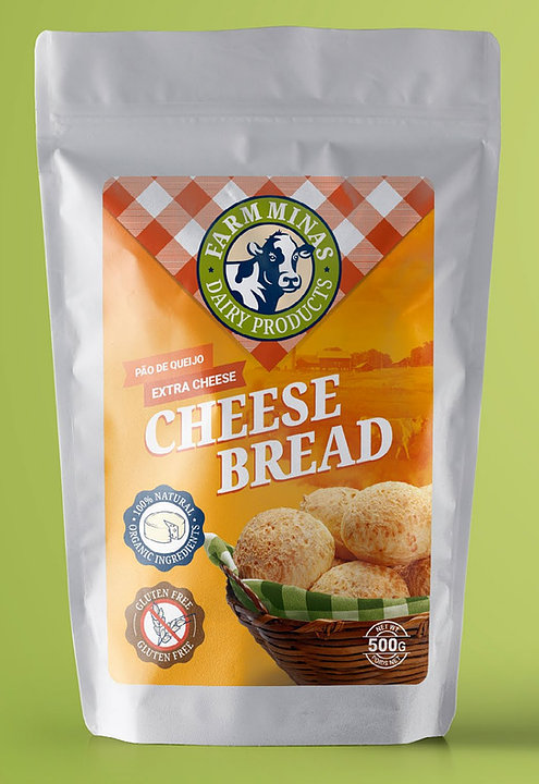 Extra Cheese – Cheese bread